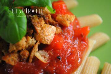 Basis tomatensaus (zonder vlees)