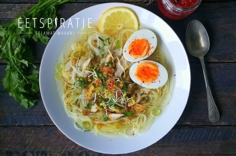 Soto ajam (Indonesische kippensoep)