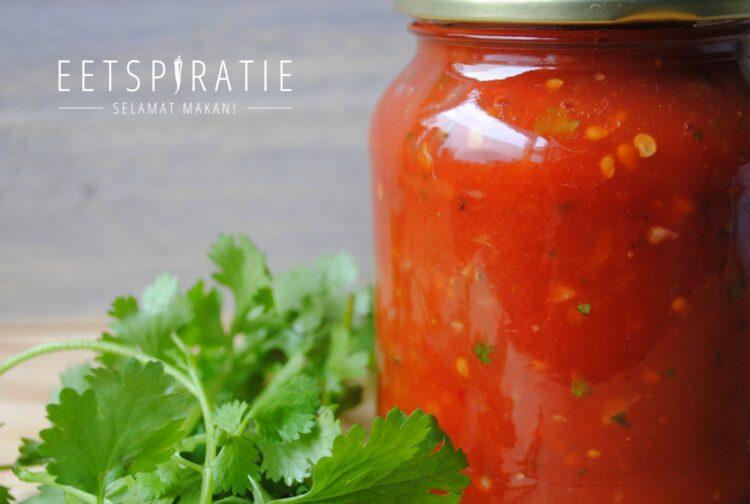 pittige salsa