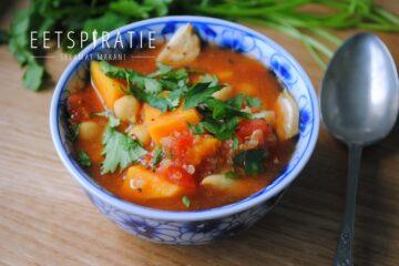 Kip quinoa soep
