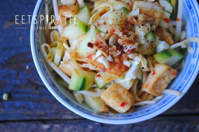 Asinan (Indische salade)