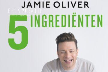 Review Jamie Oliver 5 ingrediënten