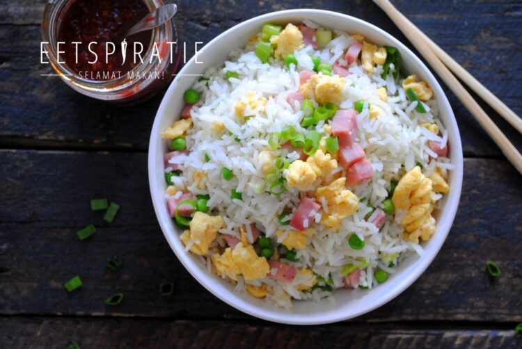 Chinese nasi (fried rice)