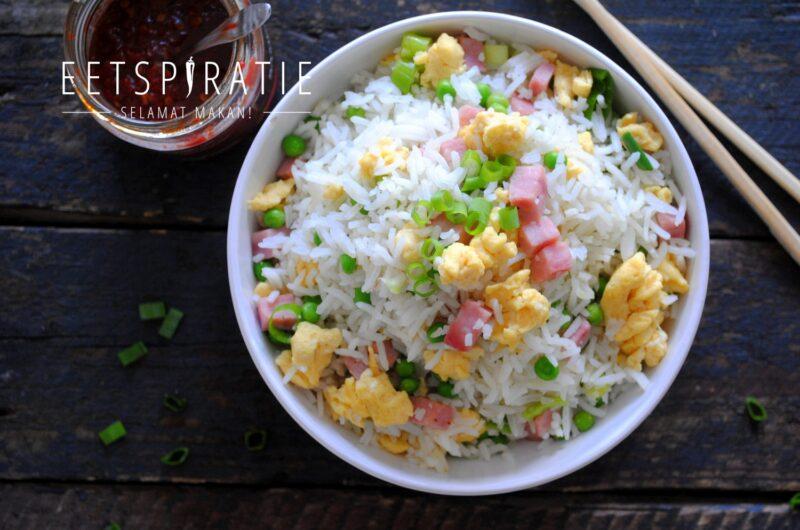 Chinese nasi (fried rice)