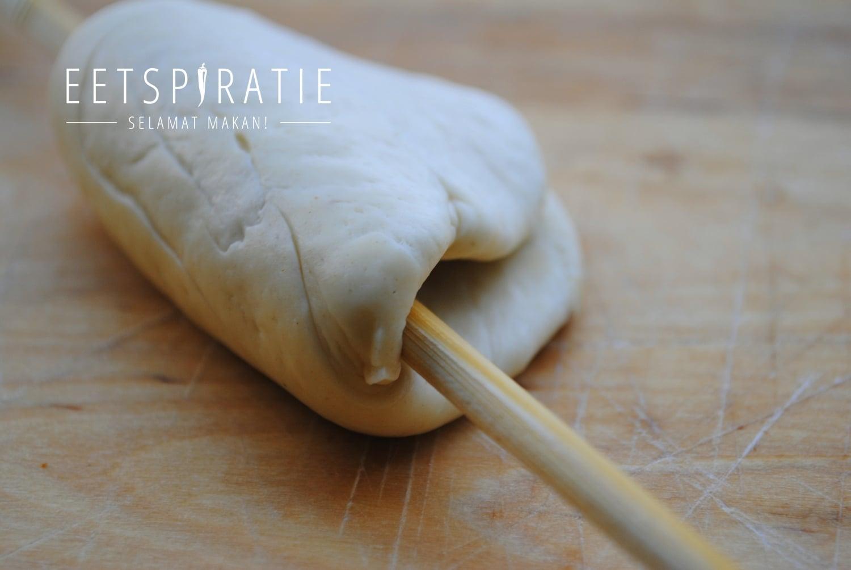 Gestoomde Oosterse broodjes