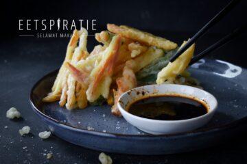 Groente tempura